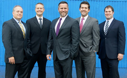 Group shot of Tor Hoerman Law Firm